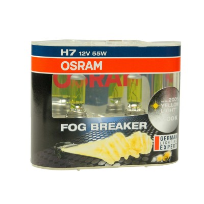 Osram FBR DUO-BOX H7 62210 FBR
