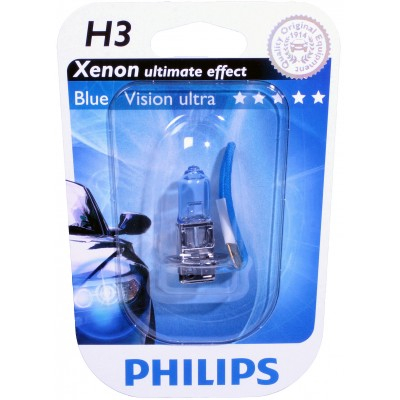 Philips Blue Vision Ultra H3 12336 BVUB1