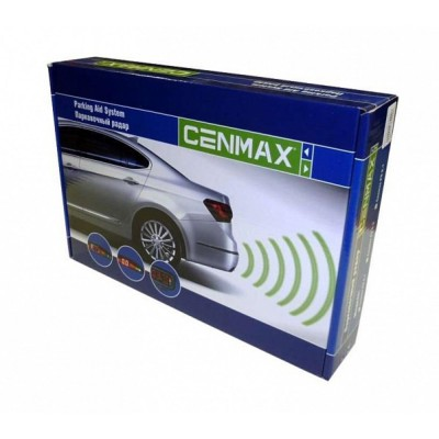 Парктроник Cenmax PS-4.1 Black