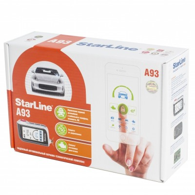 Star Line  A 93 2CAN-LIN