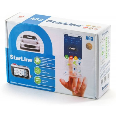 Star Line  A 63 ECO 2can-2lin