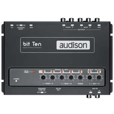 Процессор Audison Bit Ten Signal interface processor